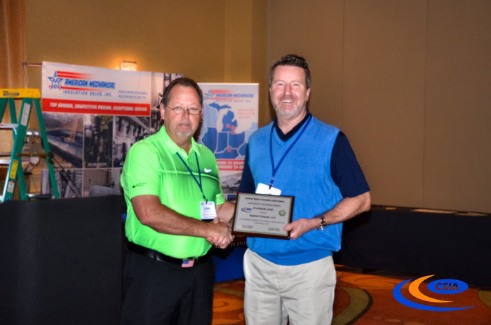 2017 Safety Award Dyplast