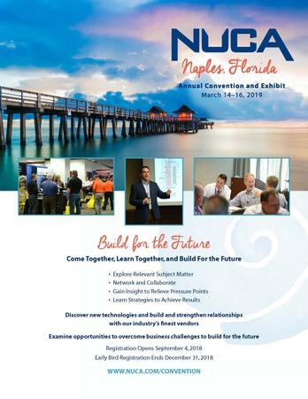 NUCA 2019 Convention